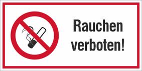 Verbotszeichenschild 60755