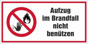 Verbotszeichenschild 60768