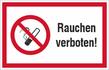 Verbotszeichenschild 60770  - klein