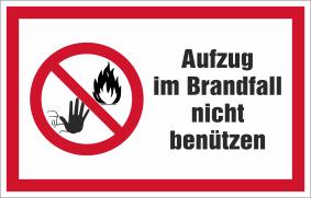 Verbotszeichenschild 60771