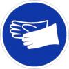 Gebotszeichenschild 70403  - klein