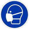 Gebotszeichenschild 70414  - klein
