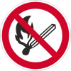 Verbotszeichenschild 70701  - klein