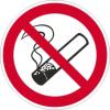 Verbotszeichenschild 0702  - klein