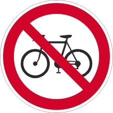 Verbotszeichenschild 0704