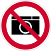 Verbotszeichenschild 70706  - klein