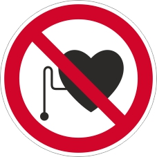 Verbotszeichenschild 0708