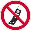 Verbotszeichenschild 70711  - klein