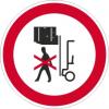 Verbotszeichenschild 70718  - klein