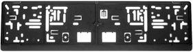 Kennzeichenhalter 530 x 143 mm