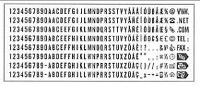 Trodat Printy 4911 Typo