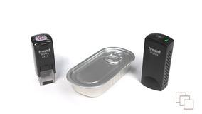 Trodat dryteq Starter-Set (weiß) - schwarz
