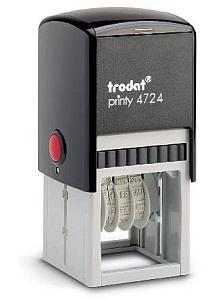 Trodat Printy 4724 - schwarz