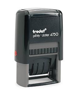 Trodat Printy 4750 - schwarz