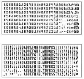 Trodat Professional 5253 Typomatic