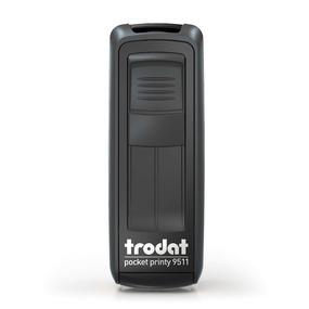 Trodat Pocket Printy 9511 - schwarz