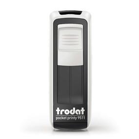 Trodat Pocket Printy 9511 - weiss