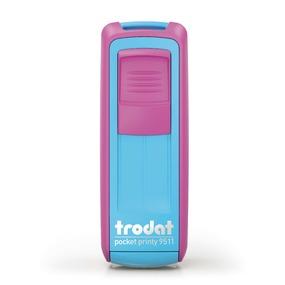 Trodat Pocket Printy 9511 - türkis