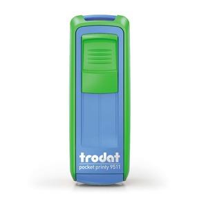 Trodat Pocket Printy 9511 - grün