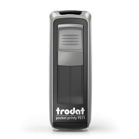 Trodat Pocket Printy 9511 - silber