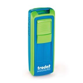 Trodat Pocket Printy 9512 - grün