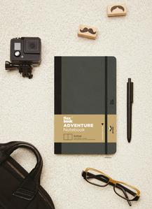 flexbook Adventure Notizbuch Dotted
