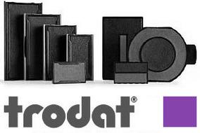 TRODAT Ersatzkissen 6/15 (5215,5415) violett