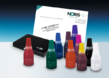 NORIS 110 Stempelfarbe, braun - klein