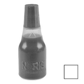 NORIS 110 Stempelfarbe, weiss