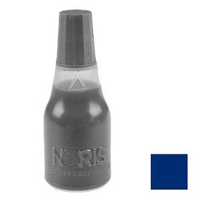 NORIS 115 Stempelfarbe, dunkelblau