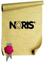 NORIS 120 Urkundenstempelfarbe; schwarz