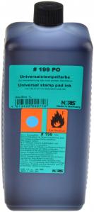 NORIS 199 Universalstempelfarbe, blau