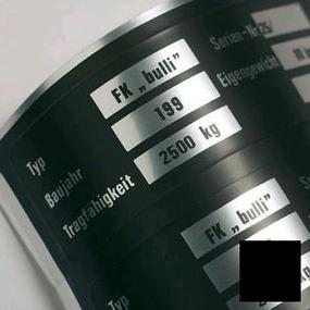 COLORIS Stempelfarbe BA 4710 schwarz