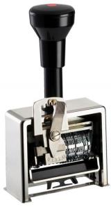 Datum-Paginierstempel 9 5,5mm Block-Block