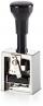 Paginierstempel B2 6stlg. 3,5mm Antiqua - klein