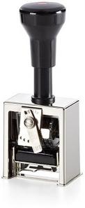 Paginierstempel B2 6stlg. 4,5mm Antiqua
