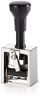 Paginierstempel B2 6stlg. 4,5mm Antiqua - klein
