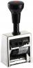 Paginierstempel B6 6stlg. 4,5mm Block - klein