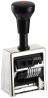 Paginierstempel B6 8stlg. 5,5mm Block - klein