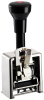 Paginierstempel C 6stlg. 5,5mm Block - klein