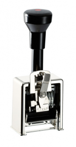 Paginierstempel C1 8stlg. 4,5mm Block