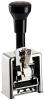Paginierstempel C1 9stlg. 4,5mm Block - klein