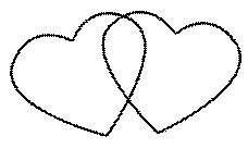 Petschaft/Siegel mit Herzen
