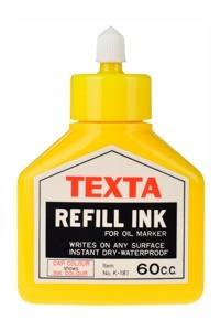 Texta K181 gelb