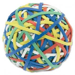 Läufer Rondella Rubberball 50900