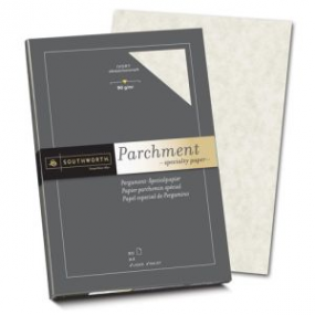 Southworth Briefpapier Pergament 90150