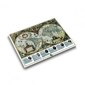 Läufer Landkarten Schreibunterlage 45349