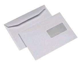 Briefumschläge Kuverts C5 mit Fenster