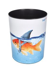 Läufer Papierkorb Goldhai Goldfisch