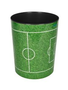 Läufer Papierkorb Fußball